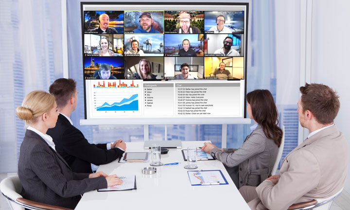 video conferencing software USA