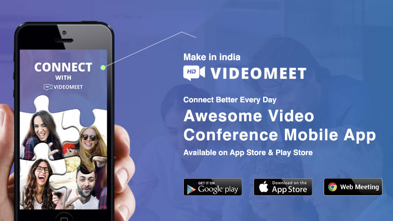 VideoMeet wins appreciation in GoI's innovation challenge for video conferencing